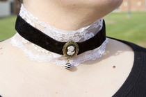 Steampunk Collars