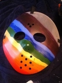 Jason Rainbow Mask