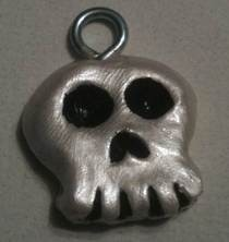 Skull Pendant