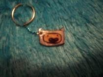 Finn (Adventure Time) Key Chain