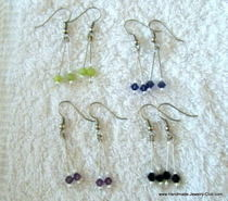 How To Make Earrings Using Headpins