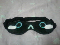 Half Cat Sleeping Eye Mask