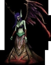 League Of Legends Morgana (Regular Skin Skirt)