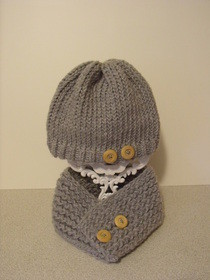 Hat & Neck Warmer Sets