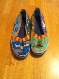 Harry Potter Shoes #2