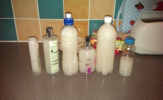 Home Made Liquid Soap