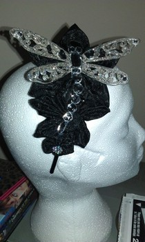Dragonfly Head Piece.
