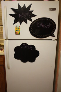 Magnetic Chalkboard Notepads
