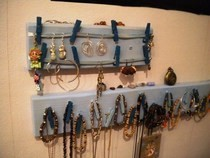 An Original Jewelry Hanger
