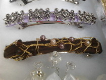 Pretty Hair Barrettes