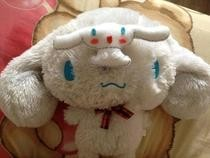 Cute Cinnamoroll Felt Toy