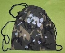 Camo Drawstring Backpacks For Him And Her