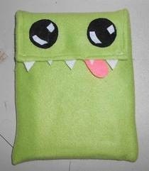 Monster Netbook Sleeve