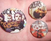 Revamped Pins  Ugh To Rockin'