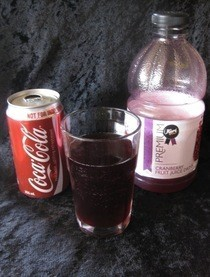 Cranberry Coke