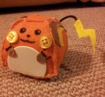 Raichu Pin Cushion