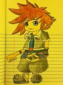 Chibi Sora
