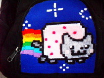 Nyan Cat Backpack