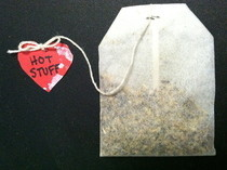 Valentine Tea Bag