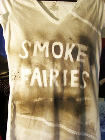 Smoke Fairies Shirt