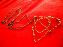 Harry Potter And The Deathly Hallows   Xenophilius Lovegood Necklace