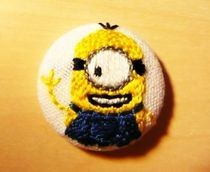 Minion Button