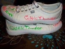 Celtic Thunder Concert Shoes