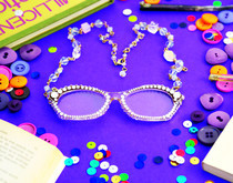 Pearl Glasses Necklace