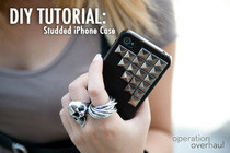 Studded Phone Case