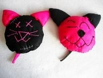 Kitty Cushions