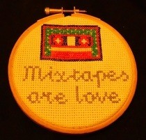 Mixtape Mon Amour X Stitch