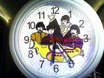 Yellow Submarine Clock