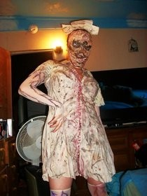 Silent Hill Nurses' Costume