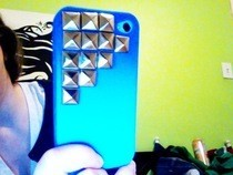 Studded Phone Case (Version)