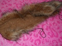 Faux Fox Tail