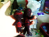 Cute String Dolls