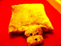 Dog Pillow Toy