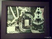 Collage In A Frame