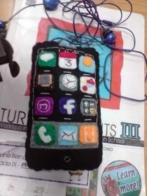 I Pod / I Phone Cozy