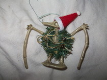 Christmas Pterodactyl