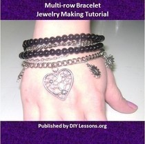 Multi Row Bracelet