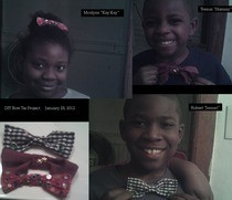 Kiddie Bow Tie Diy