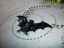 A Bit Batty   Statement Necklace