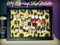 Earring Stud Holder