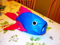 Fish To Sushi Plushie