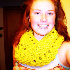 Life Is Uneven Cowl