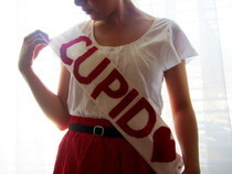 Cupid Sash