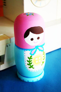 Sewing Matryoshka