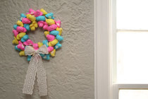 Peep Wreath
