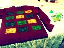 Cassette Shirt =)